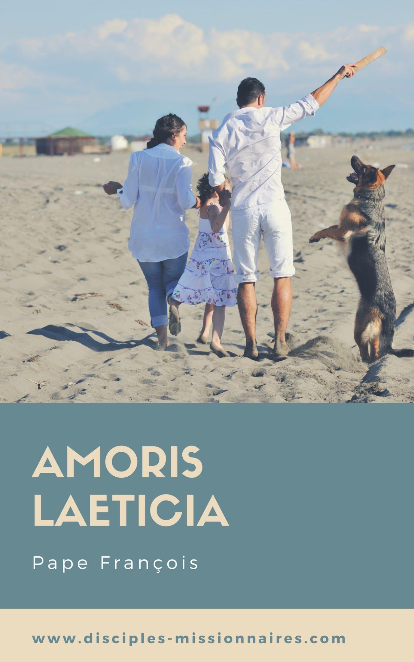 Téléchargez Amoris Laeticia (La Joie de l'Amour) en format électronique