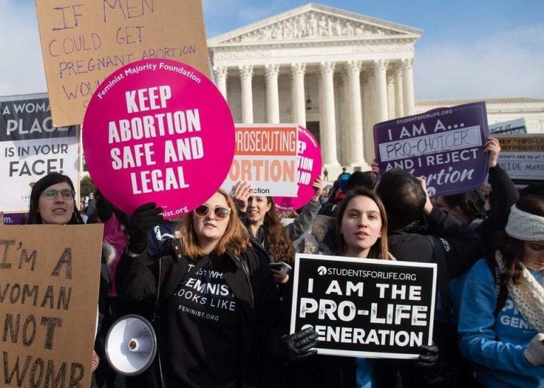 loi anti-avortement la plus répressive de notre époque