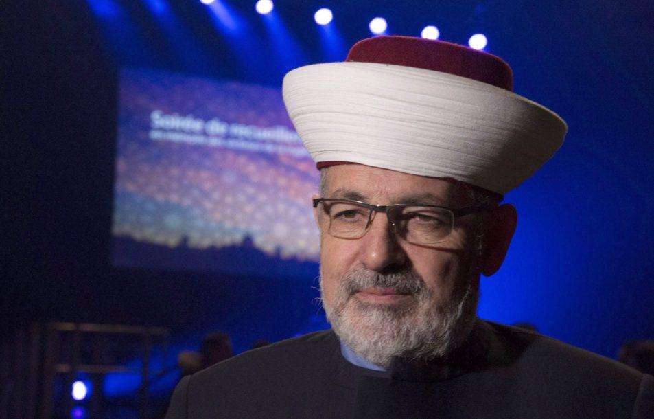 l'imam québécois Hassan Guillet